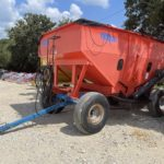 Pre-owned Killbros 390 Gravity Wagon for sale at Hendershot Equipment in Decatur & Stephenville, TX. Shop used equipment online